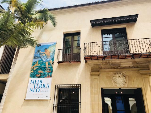 Carmen Thyssens skattekiste i Málaga!