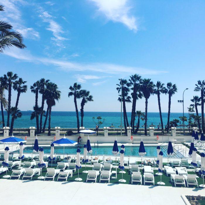 Sommer i Málaga!