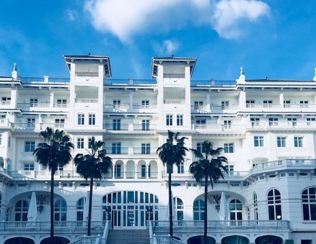 Luksus i Málaga…Grand Hotel Miramar!
