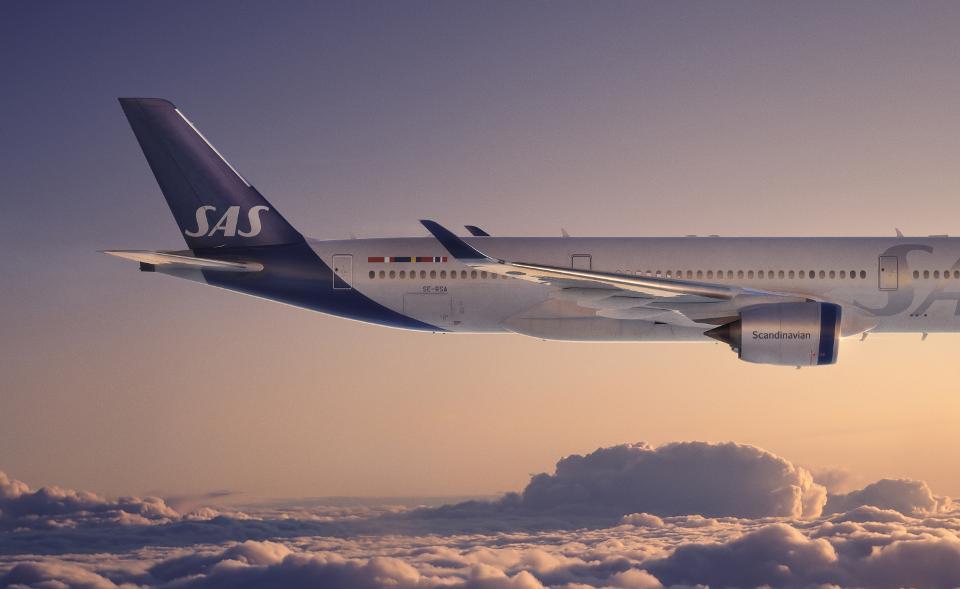 Dagens gladsak – SAS flyr direkte fra Kjevik til Málaga!