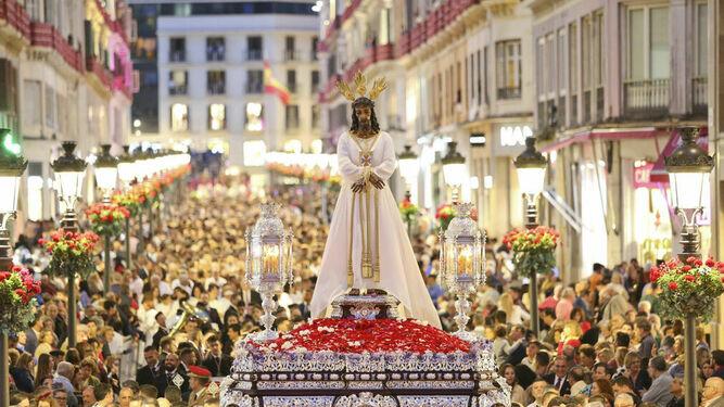 Påskefeiringen er avlyst i Málaga