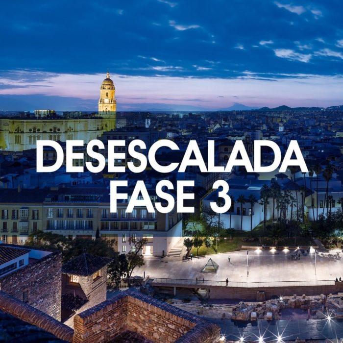 Málaga venter på deg…
