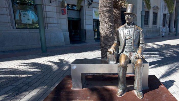 Møt en dansk kjendis i Málaga!